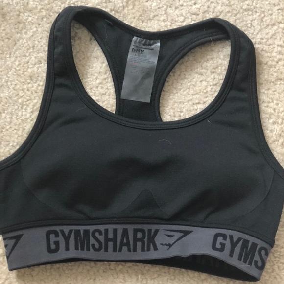 8a3910fa56 Gym Shark Bra M Never Worn